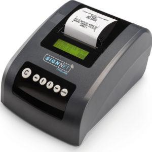 Φορολογικός Μηχανισμός ΕΑΦΔΣΣ Proline Signnet USB/LAN/Serial Τύπου Α | Black